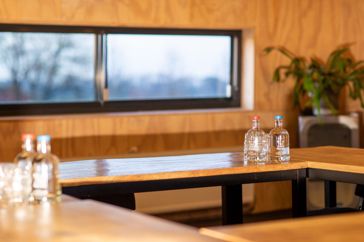 Vergaderen Werklokaal Caatje aan de Lek Werk aan het Spoel