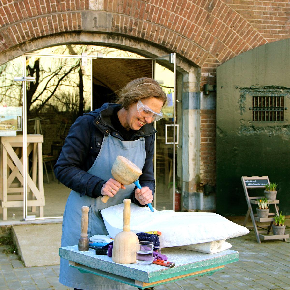 Werk aan het Spoel_Anneke Wessels