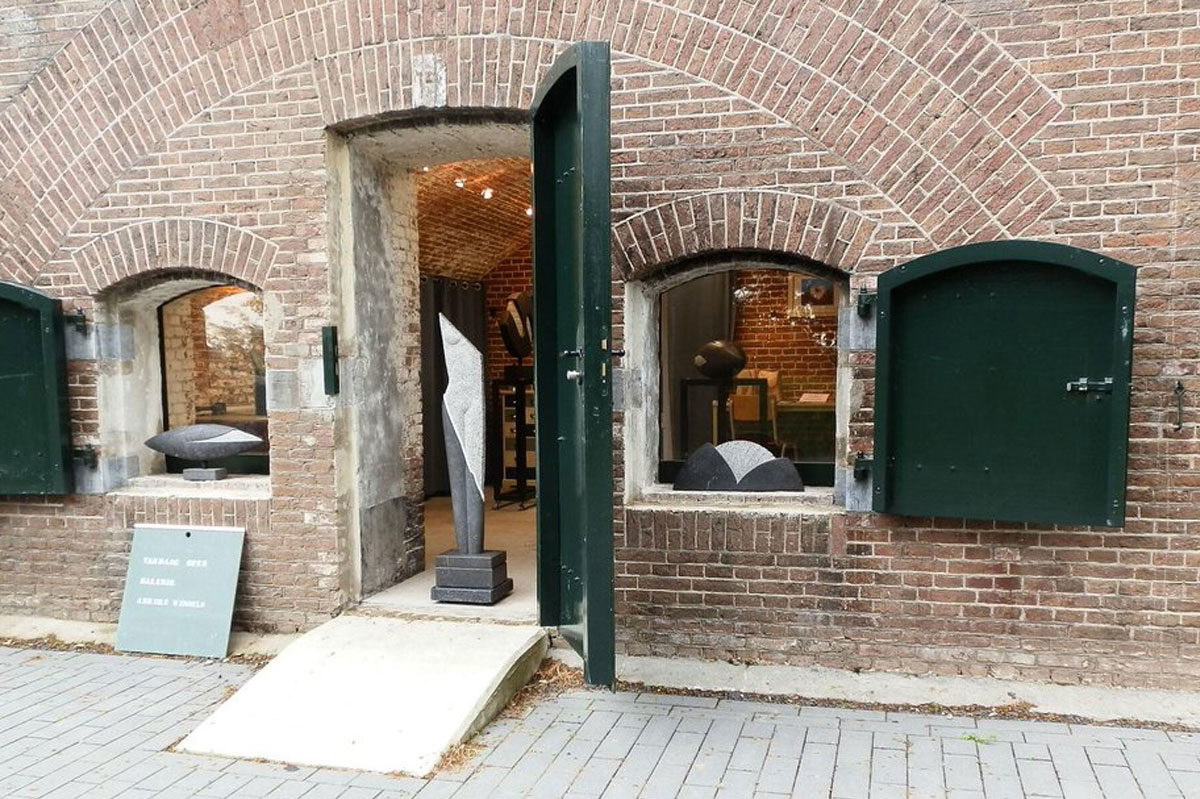 Werk aan het Spoel_Anneke Wessels_Atelier_Buiten