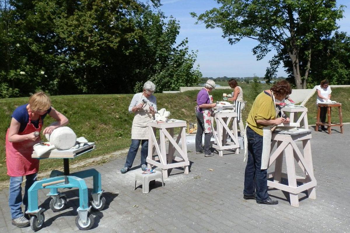Werk aan het Spoel_Anneke Wessels_Cursus