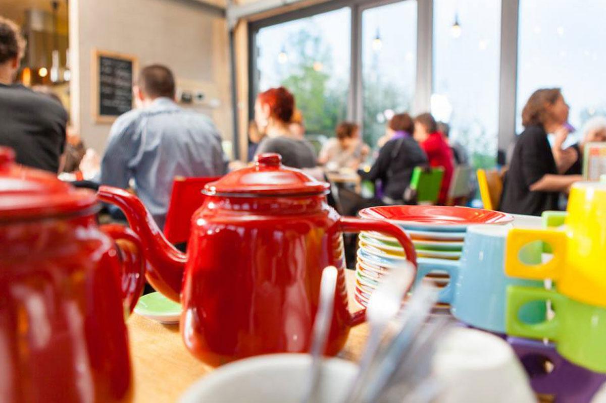 Werk aan het Spoel_Vergaderen_Koffie_Forthuis