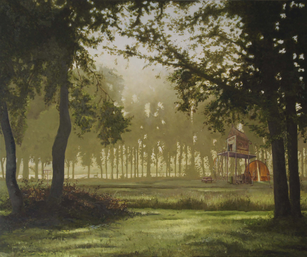 Morgenstond door Harm van der Meulen