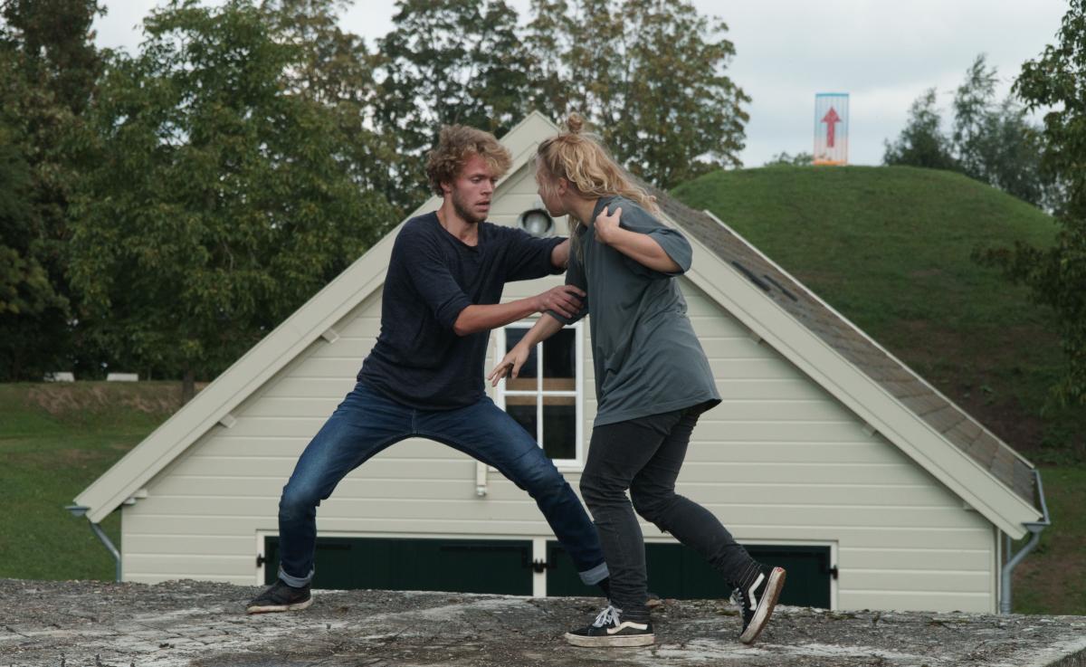 Dans van Emma Hanekroot WerkaanhetSpoel