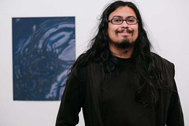 Artist in Residence Koen Moonen